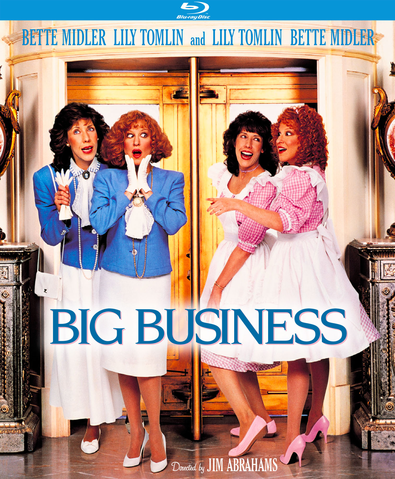 Big Business Special Edition Blu Ray Kino Lorber Home Video