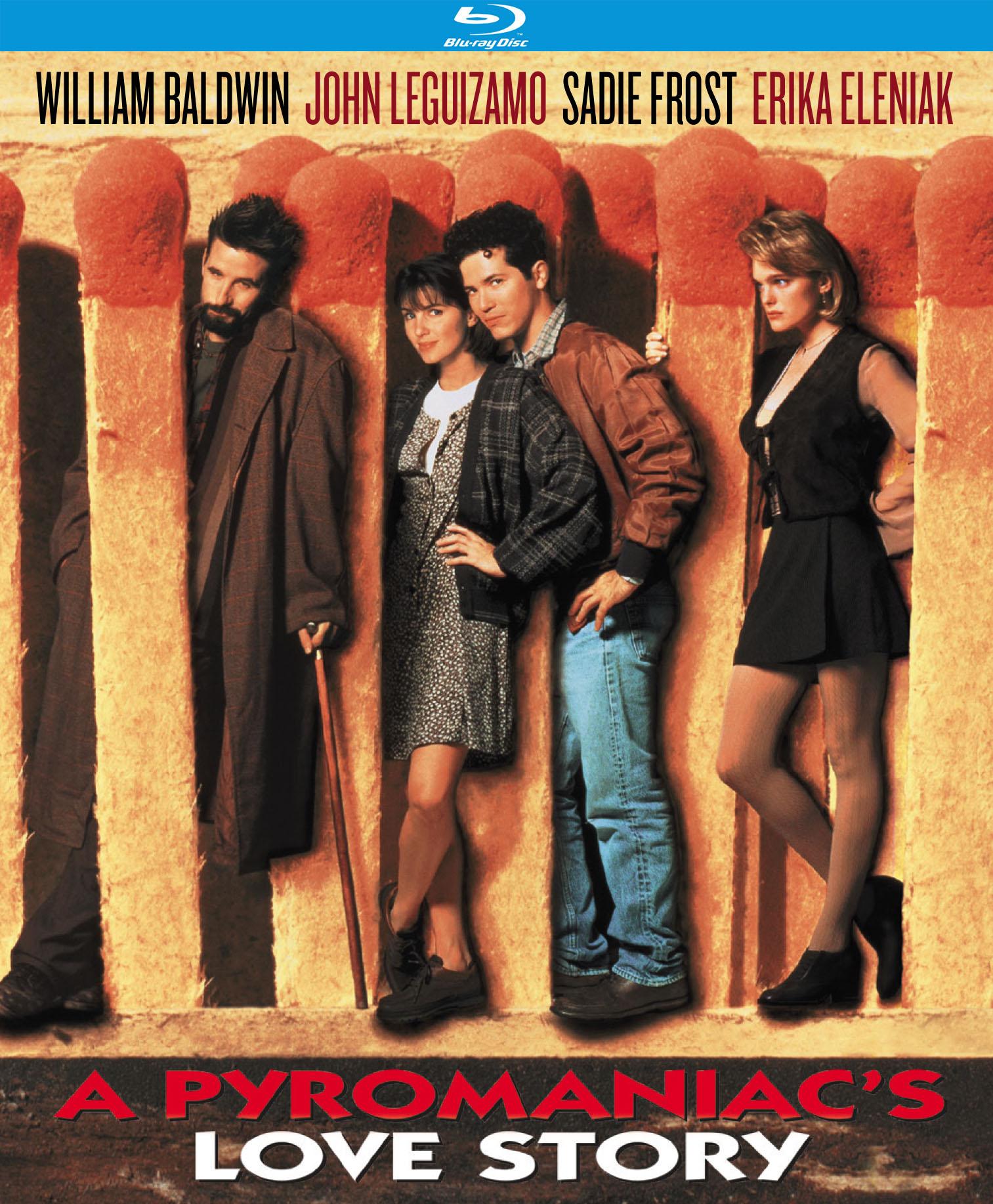 A Pyromaniac\'s Love Story (Special Edition) (Blu-ray) - Kino Lorber ...