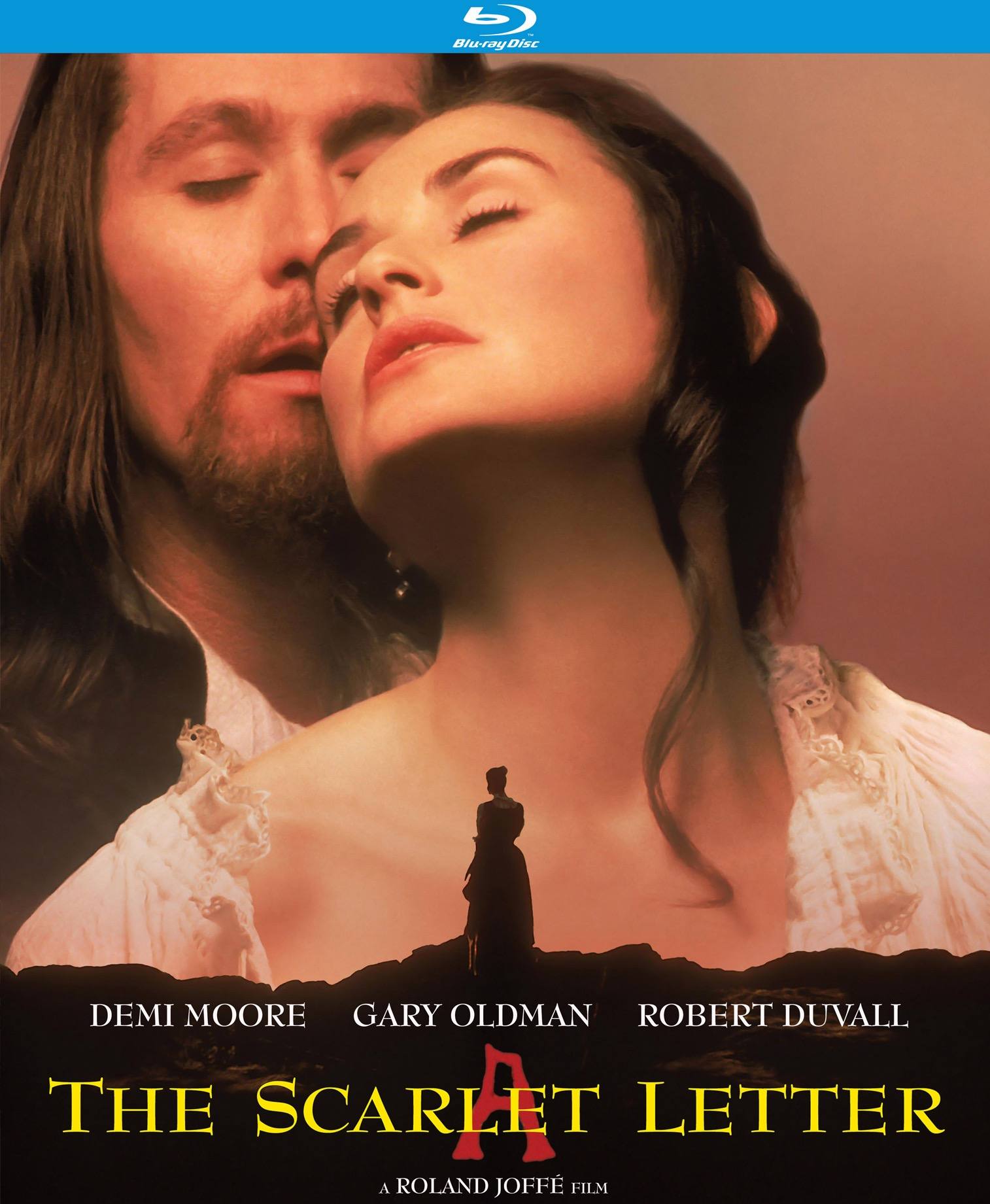 The Scarlet Letter Special Edition Blu Ray