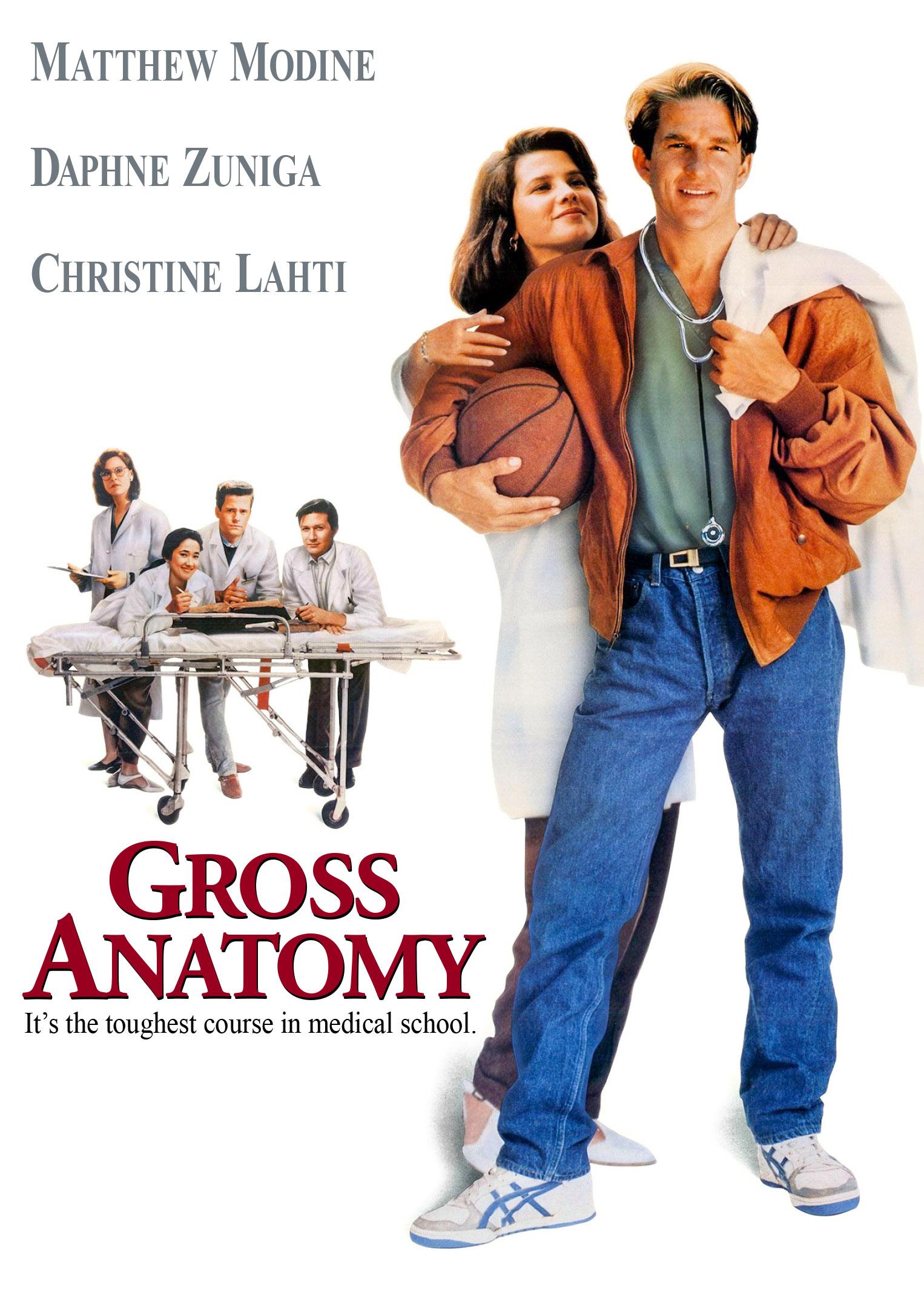 Gross Anatomy (Special Edition) (DVD) - Kino Lorber Home Video