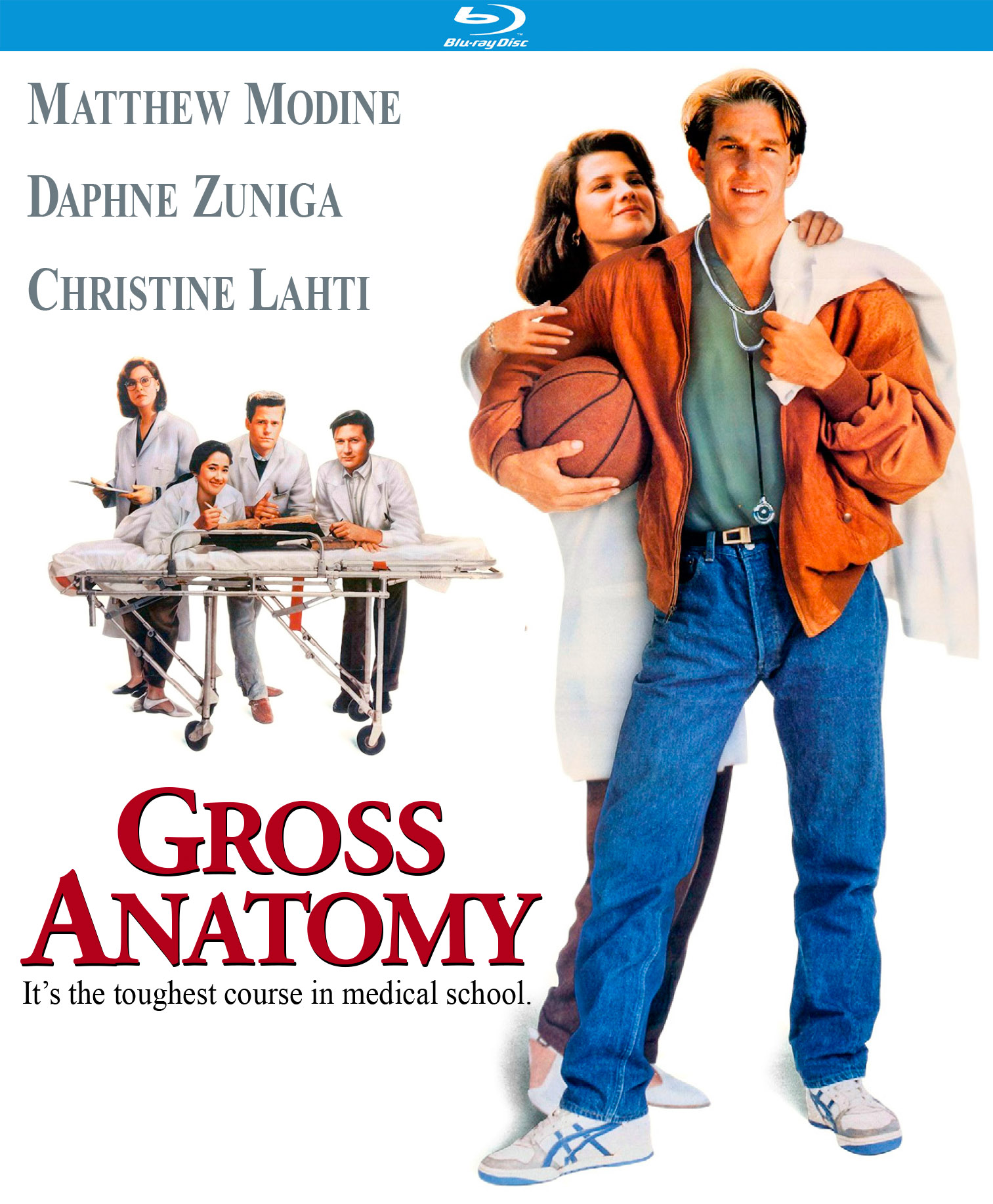 Gross Anatomy (Special Edition) (Blu-ray) - Kino Lorber Home Video