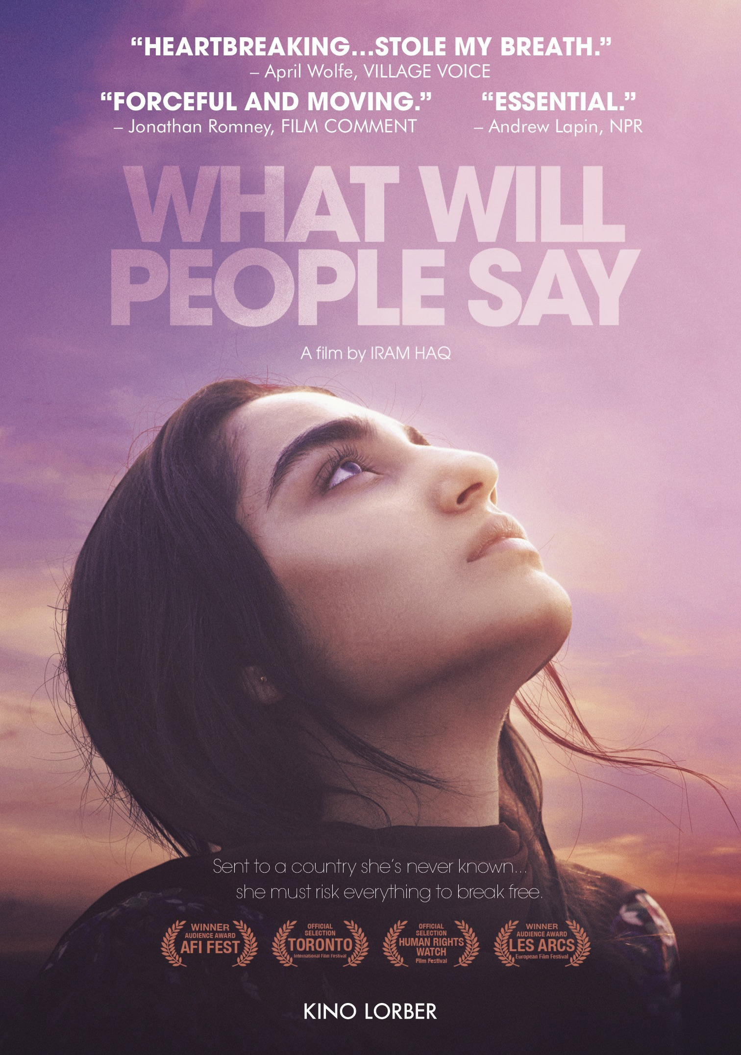 What Will People Say Dvd Kino Lorber Home Video