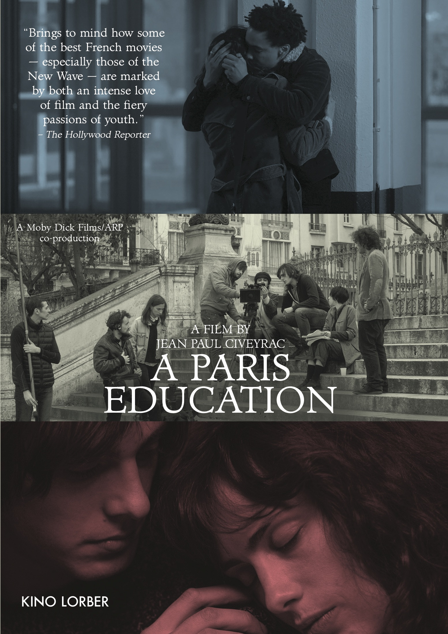 At Movies Films Focused On Education >> A Paris Education Dvd Kino Lorber Home Video