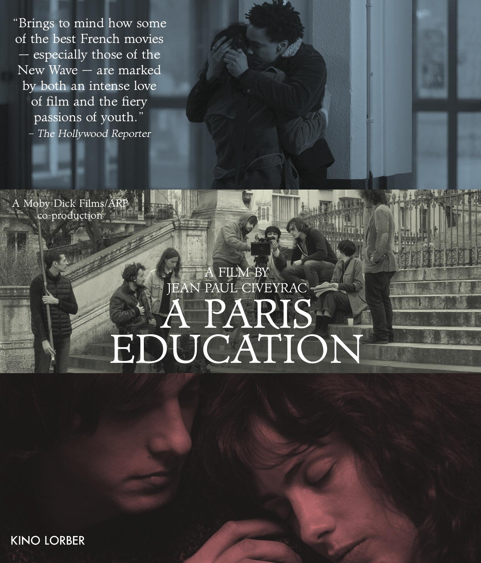 A Paris Education (Blu-ray) - Kino Lorber Home Video