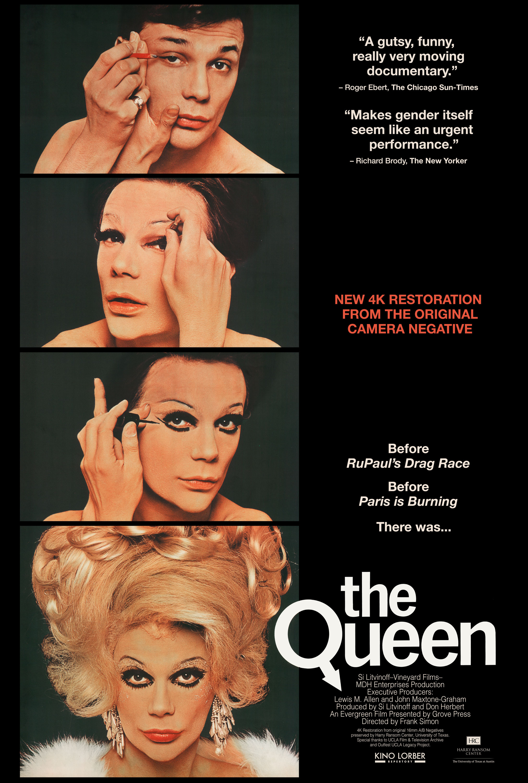 The Queen - Kino Lorber Theatrical