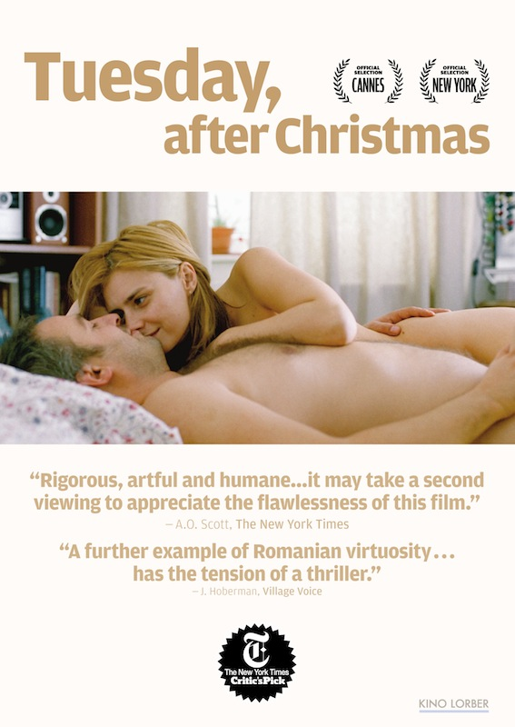 Tuesday After Christmas 2010.Tuesday After Christmas Dvd Kino Lorber Home Video