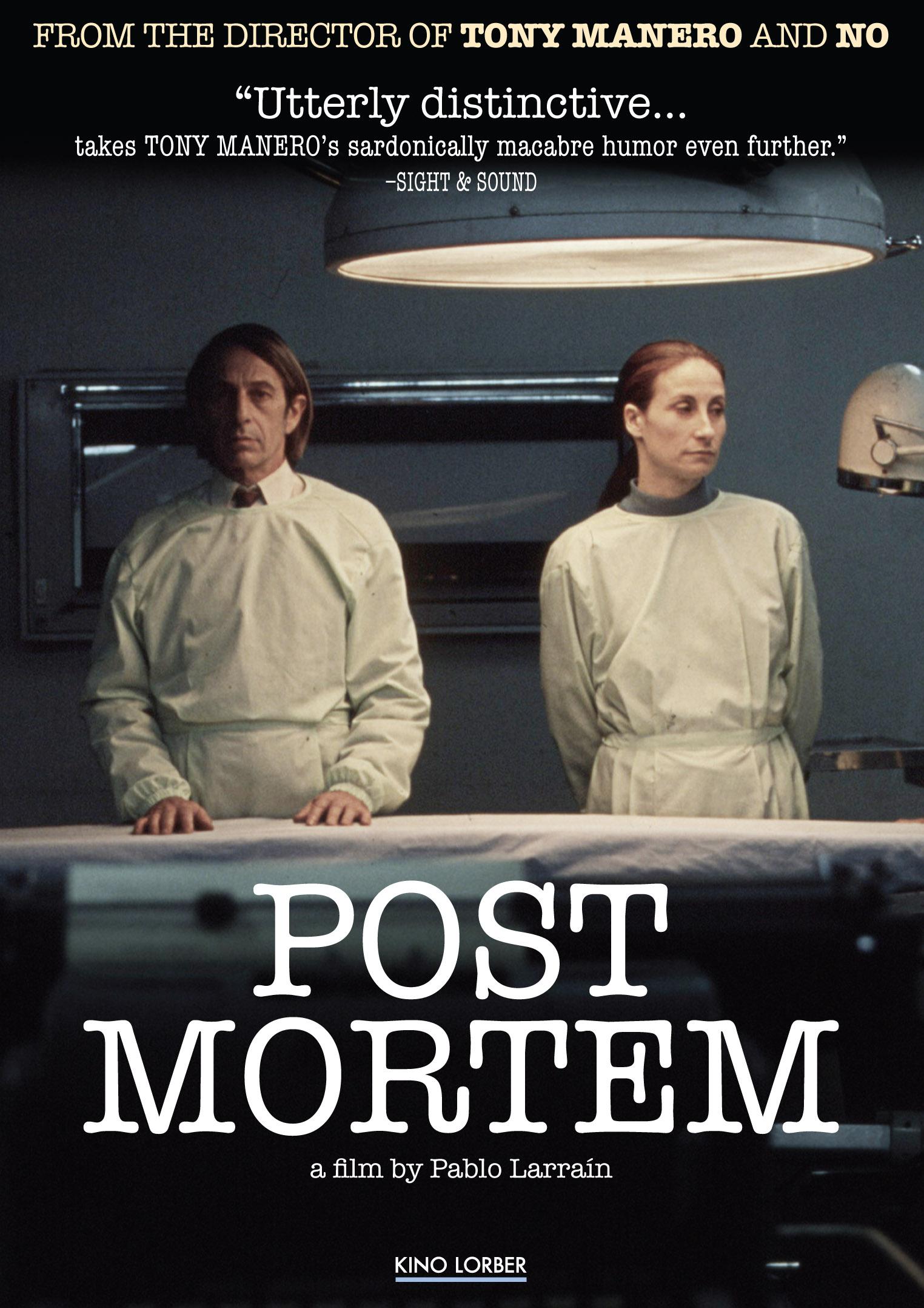 Post Mortem- Pablo Larraín, 2010