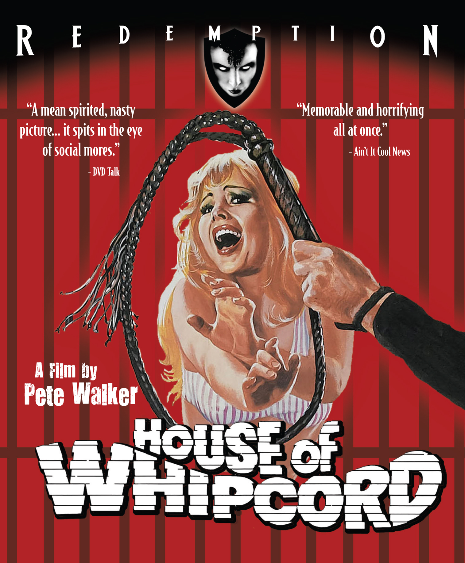The House Of Sin Dvd house of whipcord (blu-ray) - kino lorber home video