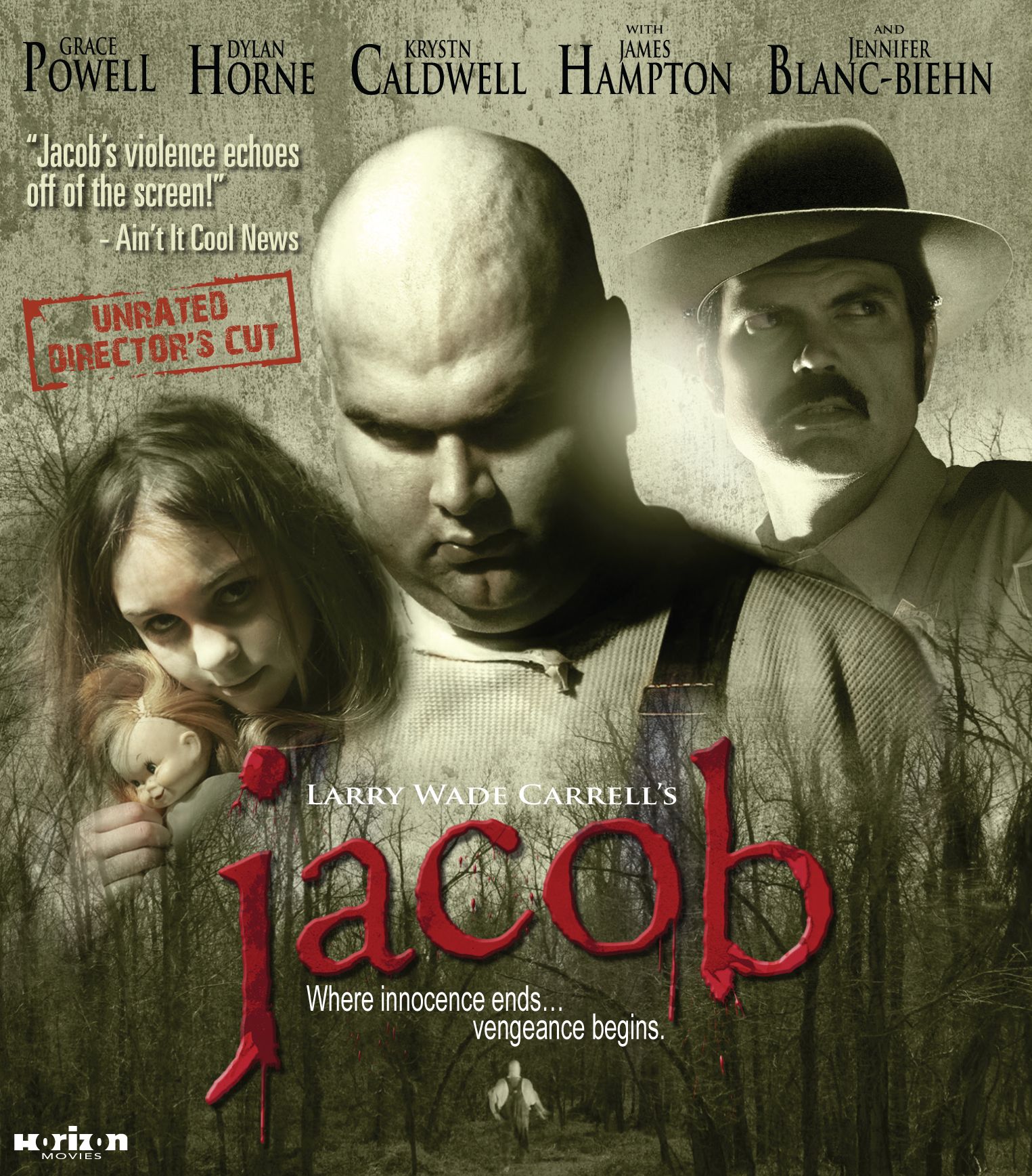 Jacob unrated director 39 s cut kino lorber theatrical for Inside unrated full movie