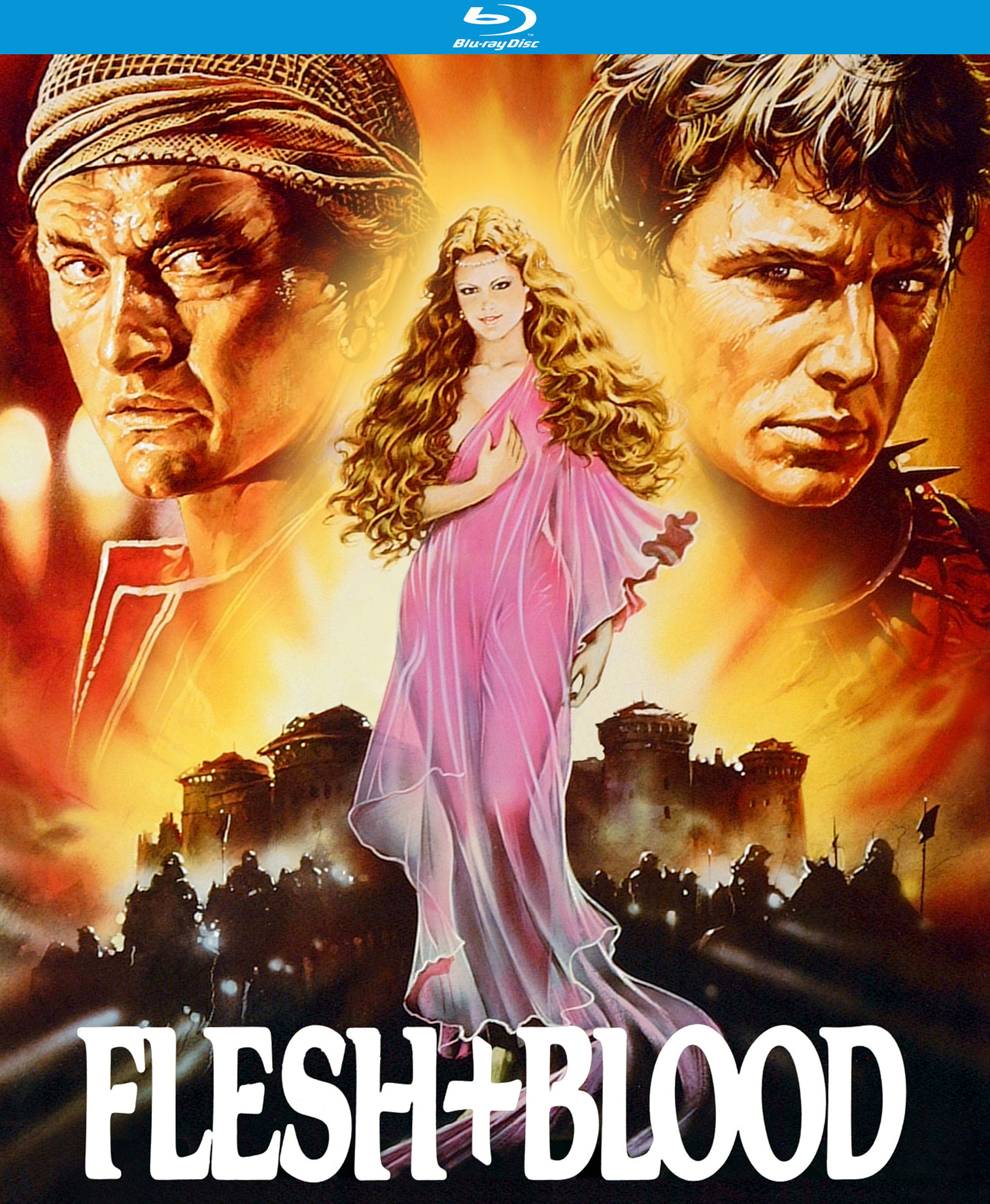 flesh and blood - photo #12