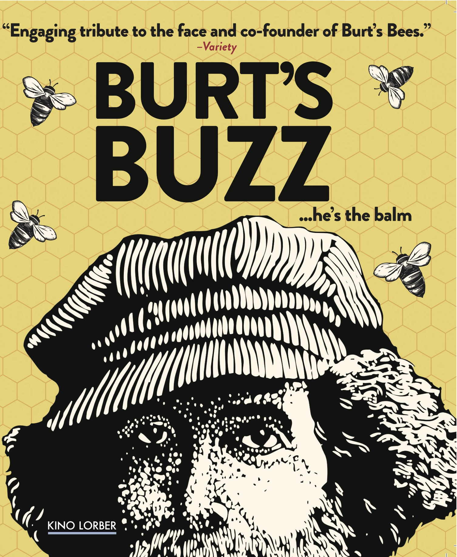 Burt's Buzz - Kino Lorber Theatrical