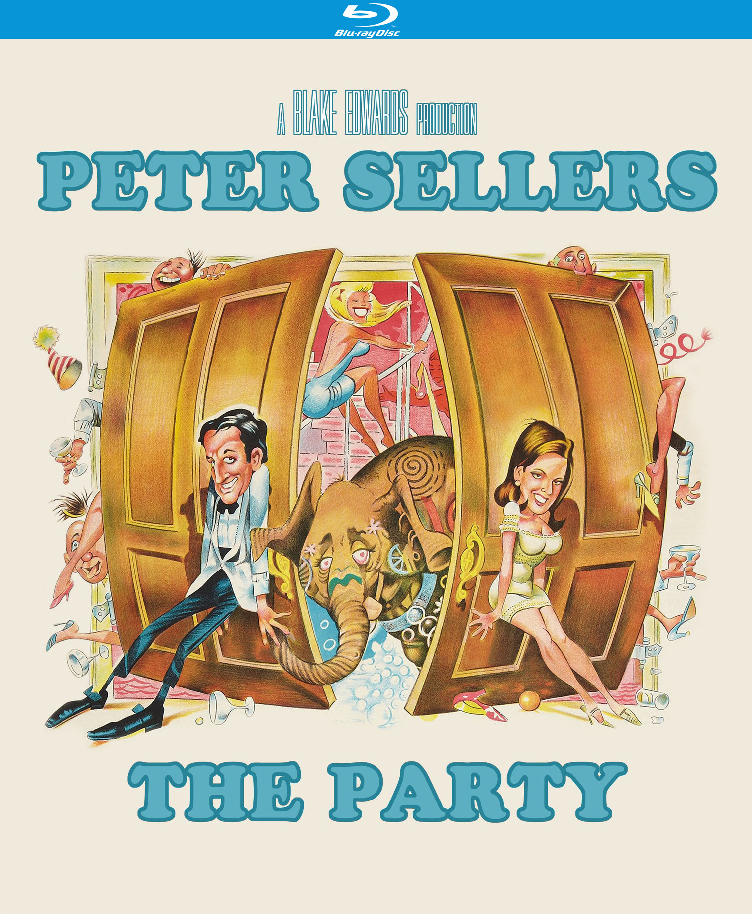 The Party - Kino Lorber Theatrical