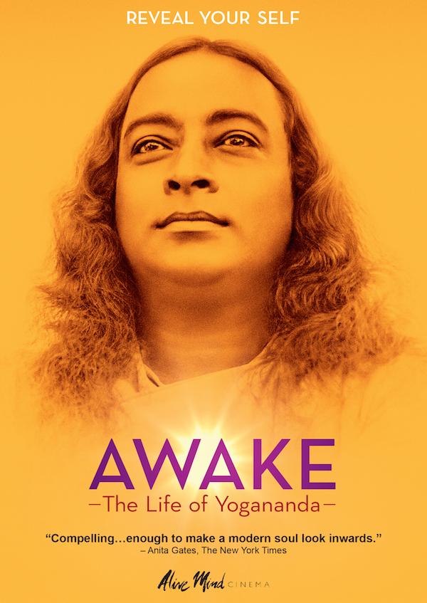 Awake: The Life of Yogananda - Kino Lorber Theatrical