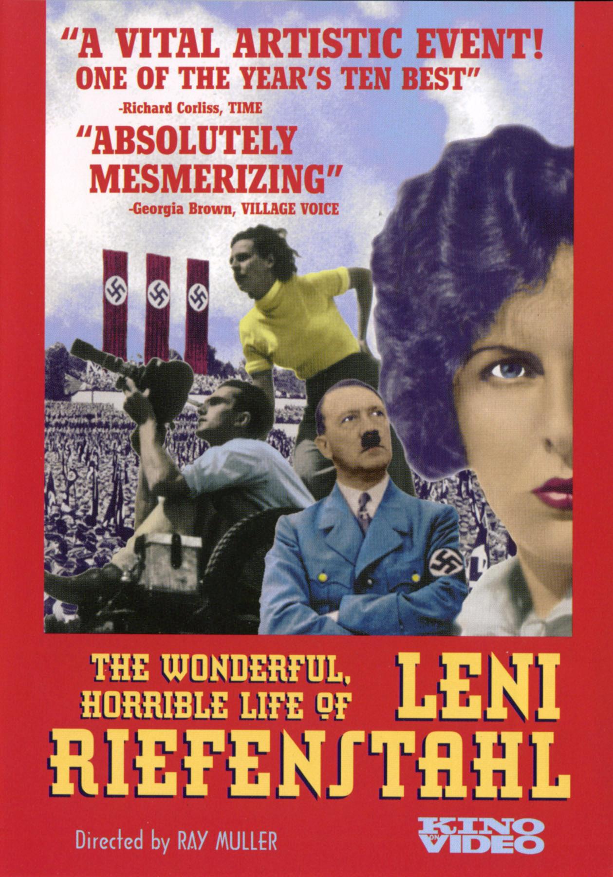 The Wonderful, Horrible Life Of Leni Riefenstahl - Kino