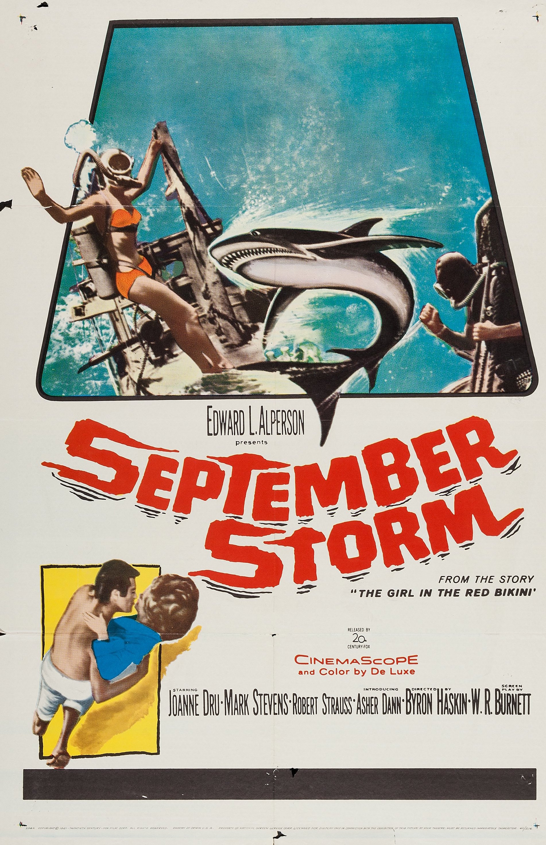 September Storm 3-D - Kino Lorber Theatrical