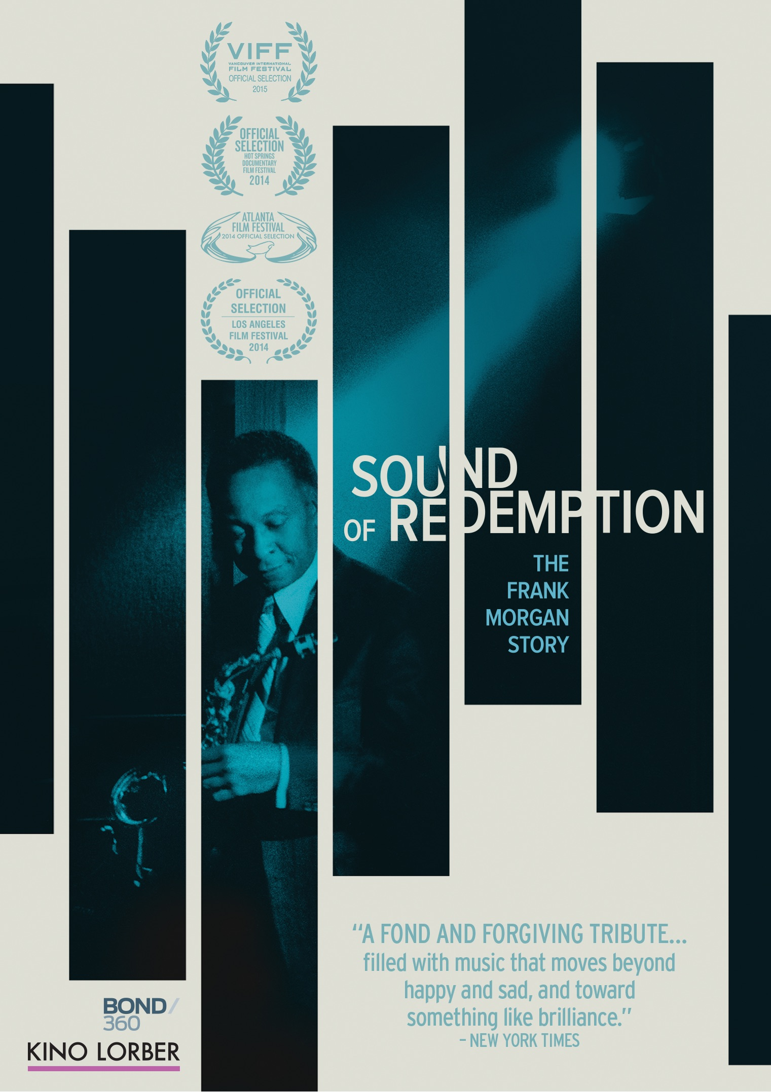 Sound of Redemption: The Frank Morgan Story - Kino Lorber